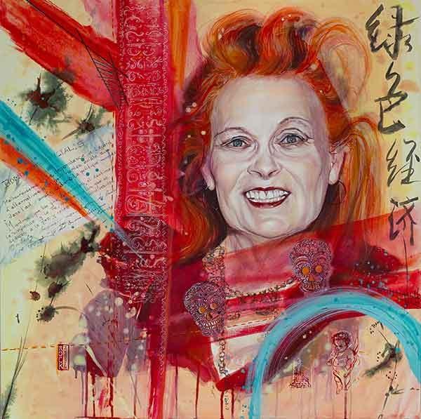 Vivienne Westwood - save the world