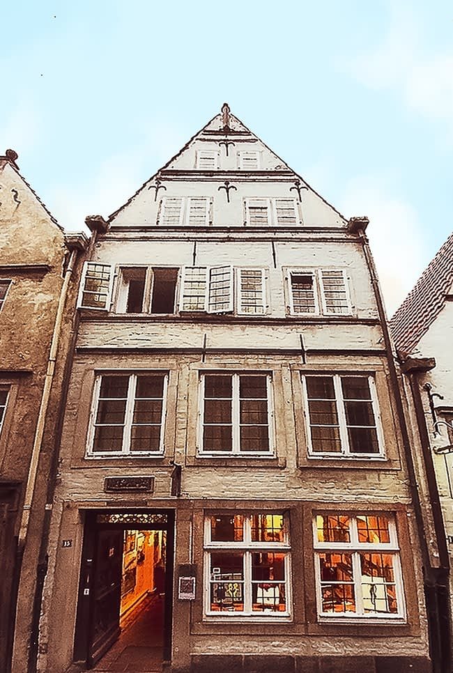 ART15 Künstlerhaus im Bremer Schnoor- Künstlergemeinschaft im historischen Viertel Bremens - der Montmartre der Altstadt