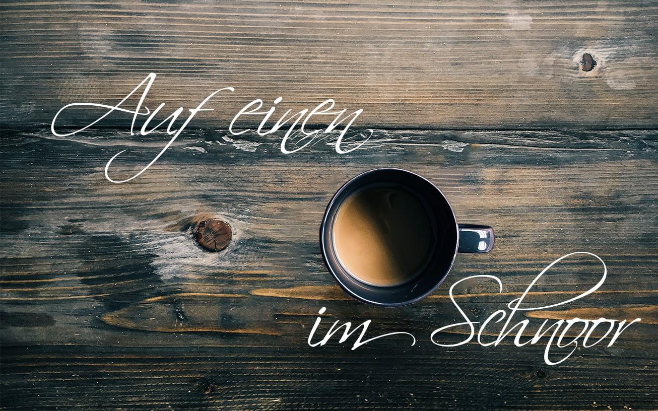 Kaffee im Schnoor - die Videotalks von den Künstlerinnen Ute Bescht & Ruth E.E. Cordes im historischen Viertel Bremens