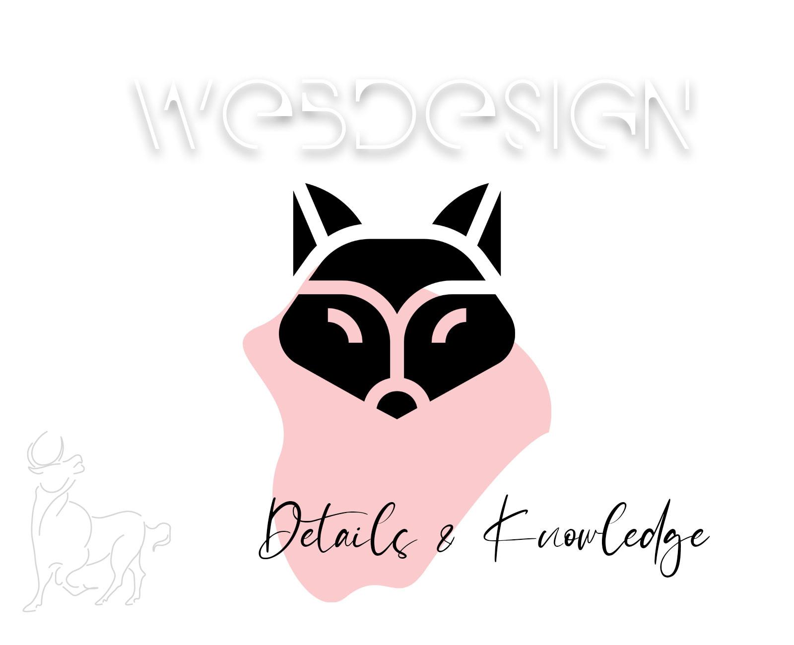 Ute Bescht - Web Design: der Fuchs und seine Details