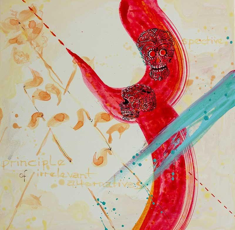 Bescht Kunstwerk: Vivienne Westwood  - Triptychon Portrait