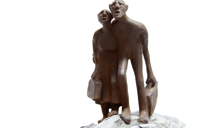 Irmgard Kaduk Skulpturen: Rheingeister