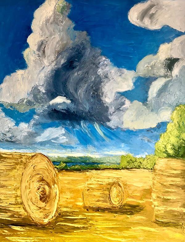 LAND & MEER Autor Tom Dieck- Kunst auf Sylt