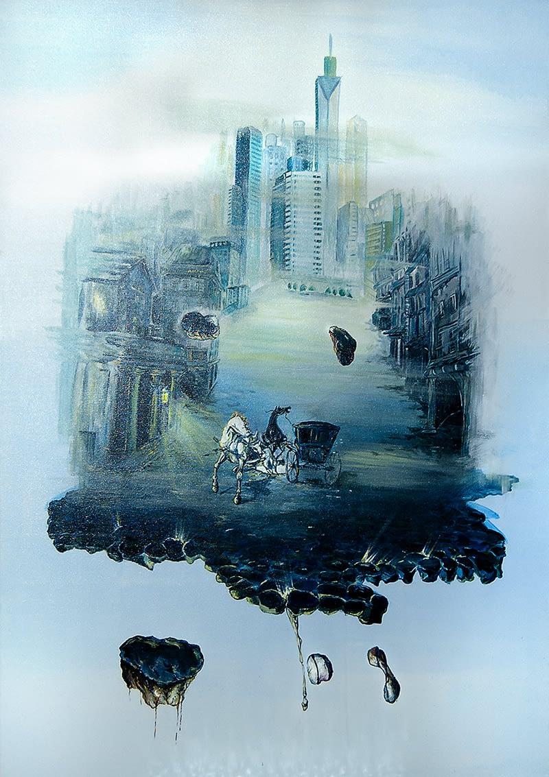 Ute Bescht - Konzept & Surreale Kunst