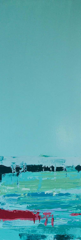 Ute Bescht Kunstwerk: You, my island