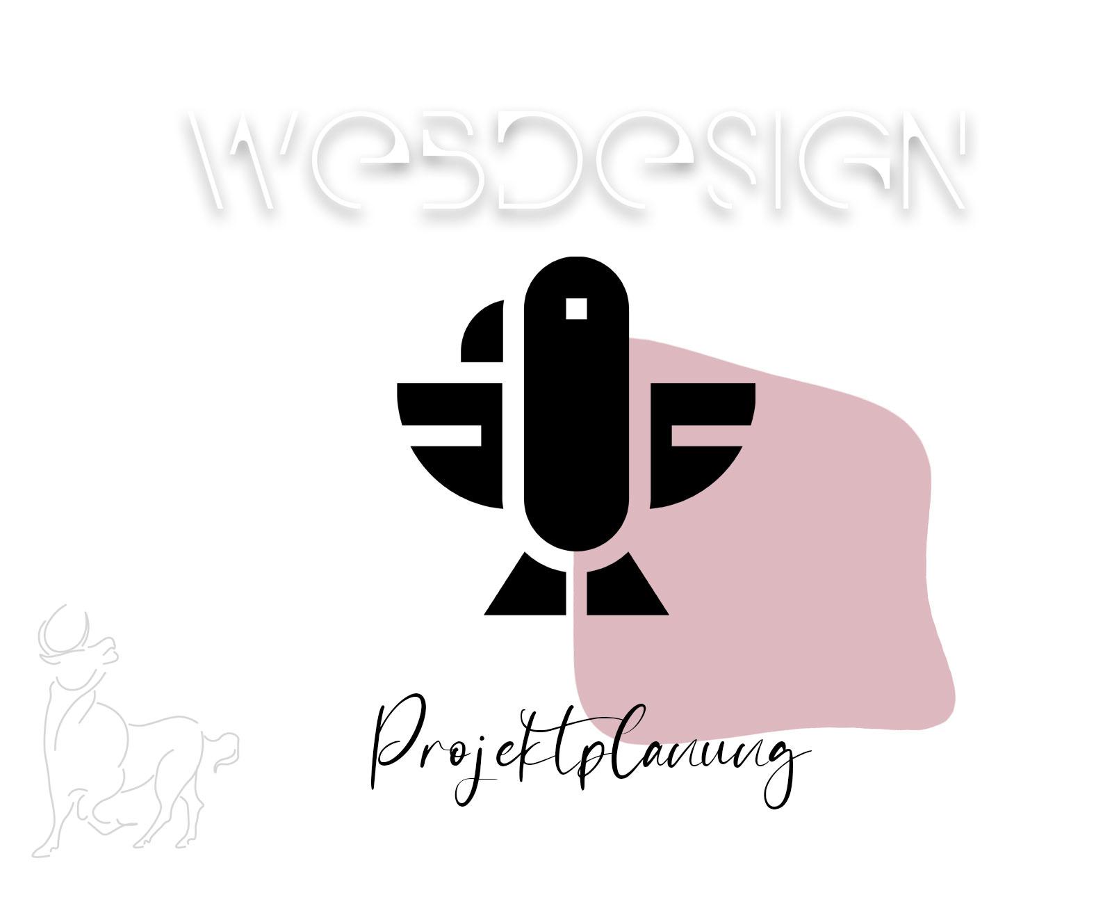 Webseite Projekt Planung - Ute Bescht : von der Skizze ins Netz