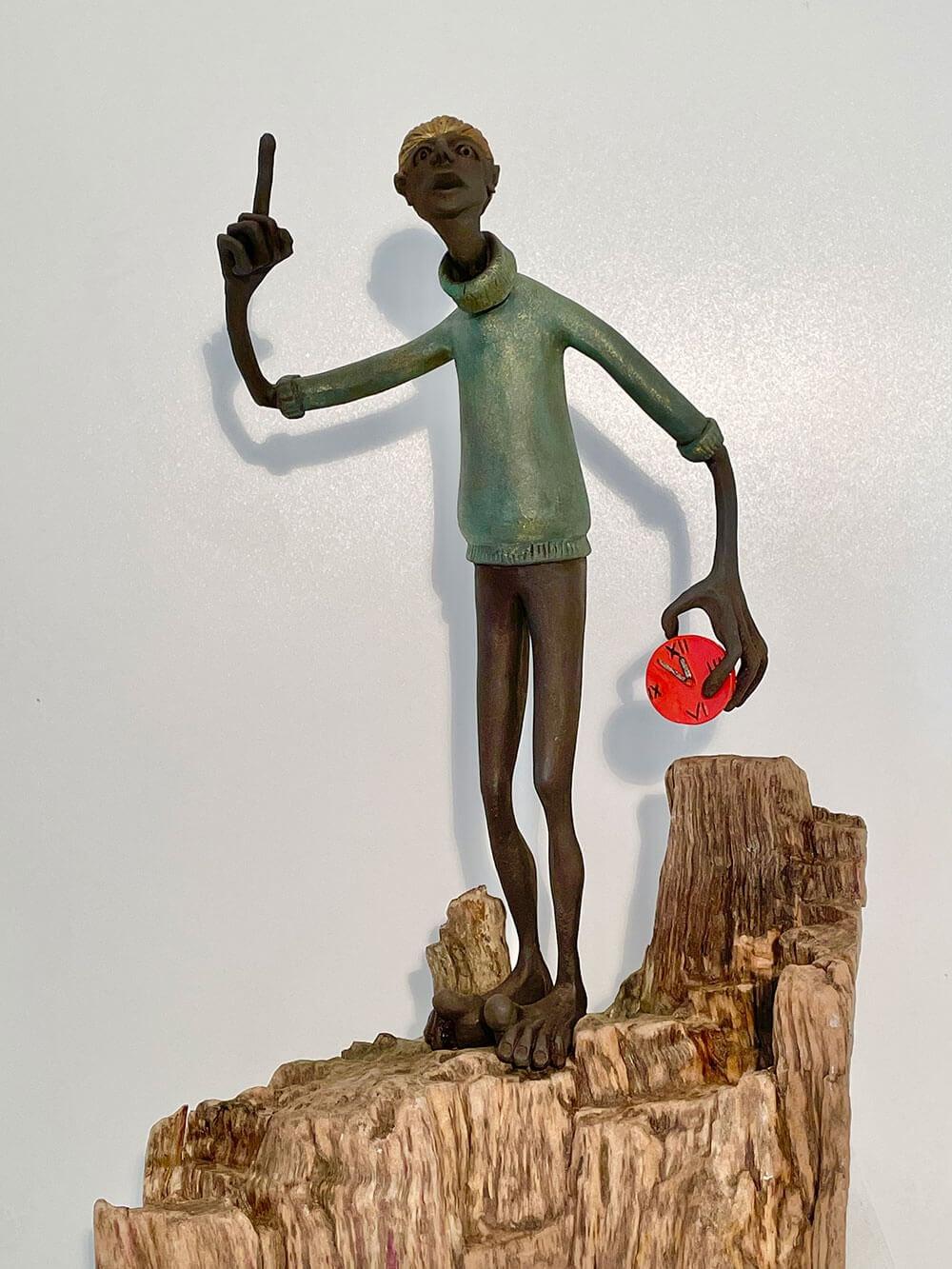 Skulpturen Irmgard Kaduk