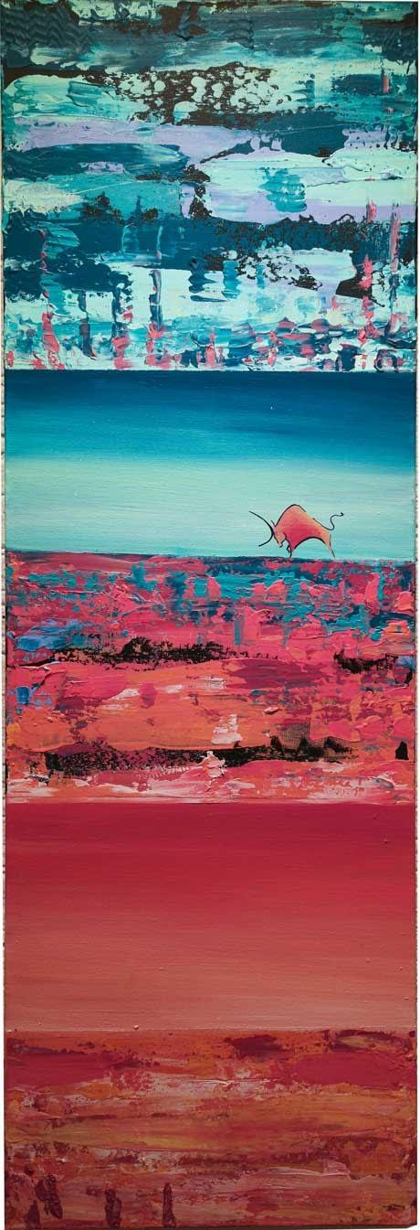 tauruis-UteBescht-Galerie der Intuition - abstrakte Kunst online - Ambiente